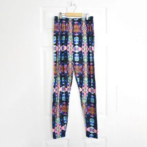 Pattern Leggings Super Soft
